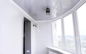 Подоконник балкон