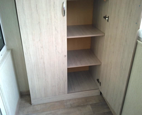 Балкон шкаф